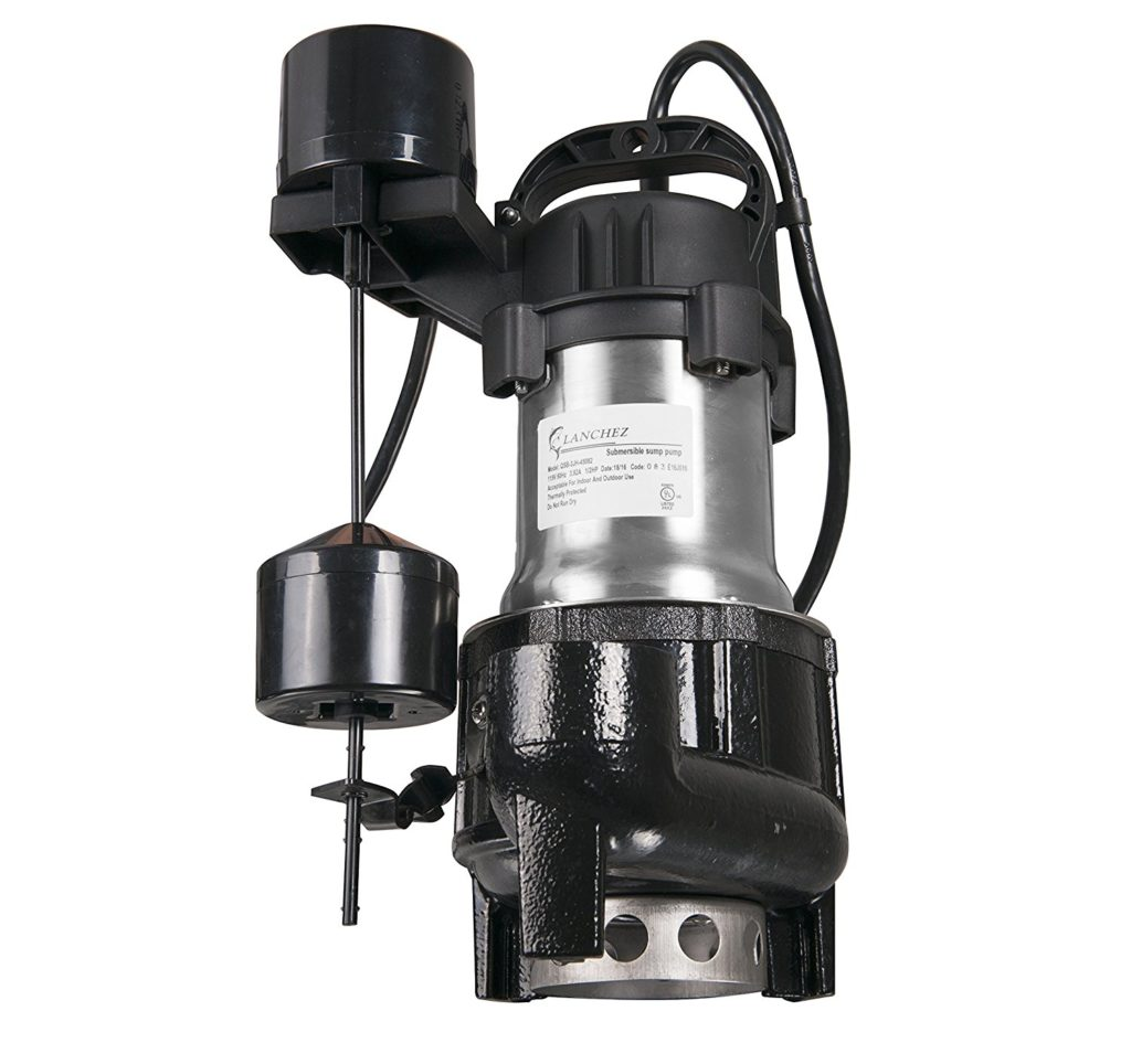Sewage Sump Pump Systems Reviews Top 3 Products Compared